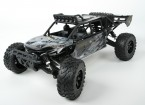 "H.King ""Raposa do Deserto"" (ARR) 1/10 4WD RC Desert Racer"