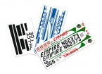 HobbyKing ™ DC-3 1600 milímetros - Decal Set