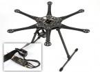 HobbyKing ™ S550 Hexcopter Combo (Frame, do CES e Motors) (ARF)