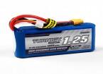 Turnigy 1250mAh 3S 30C Lipo Pack (Long)