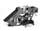 Assalto carbono helicóptero 450DFC Belt Flybarless 3D e montagem de estrutura metálica Principal
