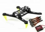 Kit Spedix S250Q Corrida Drone w / ESC PDB Combo