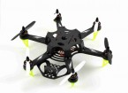 Spedix fibra de carbono S250H FPV Corrida Drone CC3D PDB Motor ESC Hélices (ARF)