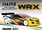 Corpo BLITZ WRX Race (190 milímetros) (0,8 milímetros) EFRA 4028