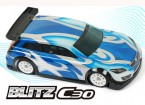 BLITZ C30 1/10 Mini ou 1/12 EP High Roof Sedan Shell Corporal (210 milímetros) (0,8 milímetros)