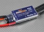 HobbyKing 85A BlueSeries Brushless Controlador de velocidade