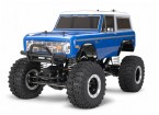 Tamiya 1/10 Escala Ford Bronco 1973 / Kit CR01 Series