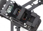 Lumenier QAV250 Carbon Fiber Vibration Damping prato de câmera