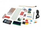 Raspberry Pi Starter Kit com controle remoto IR