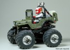 Tamiya 1/10 Escala selvagem Willy 2 w / WR-02 Series Kit 58242