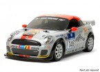 Tamiya 1/10 Escala Kit Mini JCW Coupe w / M-05 Chassis Kit 58520