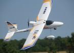 HobbyKing ™ Bix3 instrutor / FPV EPO 1550 milímetros Modo 2 (Ready-To-Fly)