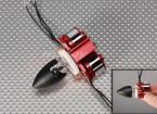 Twin Power furar sistema de montagem w / EPS100 caixa de velocidades