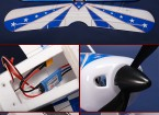 HobbyKing® ™ Pitts Special Plug-n-Fly (4 versão Aileron)