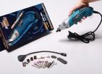 160W Dremel Estilo Rotary Mão-Tool w / Set 33pc 110V