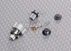 HobbyKing ™ Mi HK28012DMG substituição Servo Gear Set