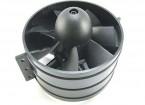 EDF Ducted Fan Unit 7 Lâmina de 3.5 polegadas / 89 milímetros