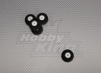 Pequena roda Diam: 25mm Largura: 13 milímetros (5pcs / bag)