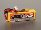 Rhino 2150mAh 4S 14.8v 30C Lipoly pacote