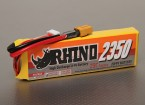 Rhino 2350mAh 4S1P 25C Lipoly pacote