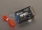 Corona Sintetizado Dual-Conv Receiver 9CH 41Mhz