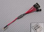 Lumifly Splitter para o Sistema de LED (1pc)