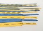 Turnigy 5 milímetros psiquiatra do calor tubo azul (1mtr)