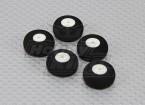Roda Pequeno (Diam: 20mm Largura: 10mm) (5pc / Bag)