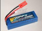 ZIPPY 5000mAh 2S1P 20C Hardcase pacote