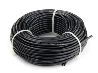 Turnigy High Quality 14AWG Silicone Wire 20m (Black)