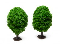HobbyKing Model Railway Scale Trees 90mm (2 pcs)
