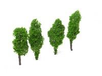 HobbyKing Model Railway Scale Trees 60mm (4 pcs)