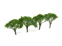 HobbyKing Model Railway Scale Trees 65mm (4 pcs)