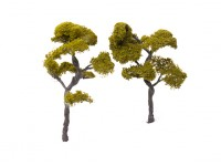HobbyKing Model Railway Scale Trees 140mm (2 pcs)