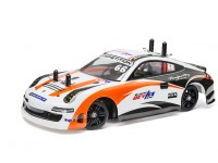 Turnigy TZ4 AWD 1/28 Micro Touring Car V3 Drift Edition (Bind and Drive)