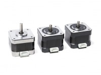Mini Fabrikator V2 3D Printer Replacement - 3pc Stepping Motor for XY Axis/Extruder