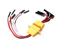 H-King SkySword 1200 EDF Jet - Wing Plugs & Wires