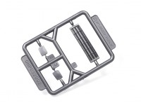 Orlandoo OH32A02 4WD 1/35 Pajero Crawler – Grille And Side View Mirrors