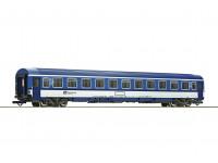 Roco/Fleischmann HO Scale 2nd Class Passenger Carriage CD