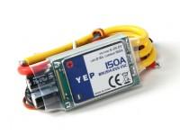 HobbyKing YEP 150A (2 6S ~) SBEC Brushless Speed Controller