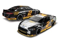 Lionel Racing Brad Keselowski Miller Genuine Draft 2017 Ford Fusion 1:24 ARC Diecast Car