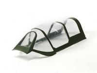 Durafly ™ Spitfire Mk5 ETO (verde / cinza) Canopy