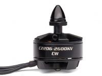 Turnigy D2206-2600KV 31g Brushless Motor CW