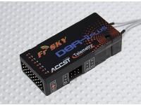 Receptor FrSky D8R-II PLUS 2.4Ghz 8CH com Telemetery
