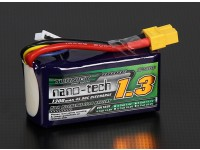 Turnigy nano-tecnologia 1300mAh 4S 45 ~ 90C Lipo pacote