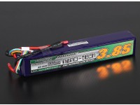 Turnigy nano-tecnologia 3850mah 10S 65 ~ 130C Lipo pacote