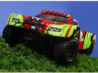 1/18 Escala 4WD RTR Truck Curso de curta duração
