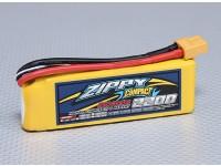 ZIPPY Compact 2200mAh 2S 25C Lipo pacote