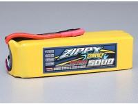 ZIPPY Compact 5000mAh 6S 25C Lipo pacote