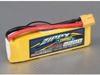 ZIPPY Compact 2200mAh 2S 35C Lipo pacote